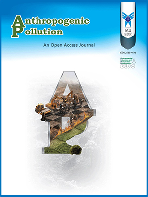Anthropogenic Pollution Journal- ISSN 2588-4646